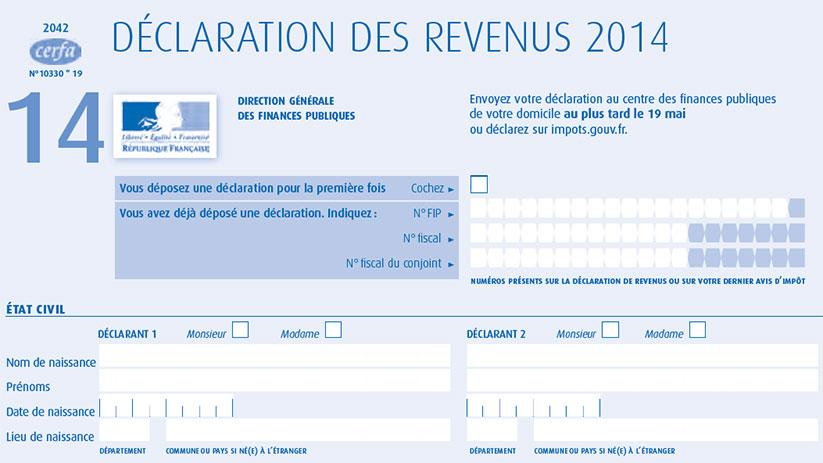 Declaration De Revenus Caf Toulouse