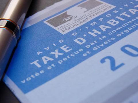 Taxe d habitation 2013 devez vous la payer si vous avez for Location meublee et taxe habitation