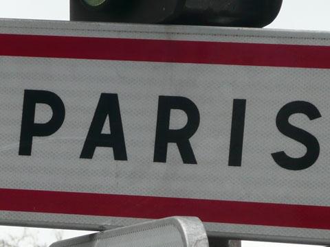 Immobilier les prix ont baiss paris et en petit couronne au mois de juin - Combien de panneau stop a paris ...